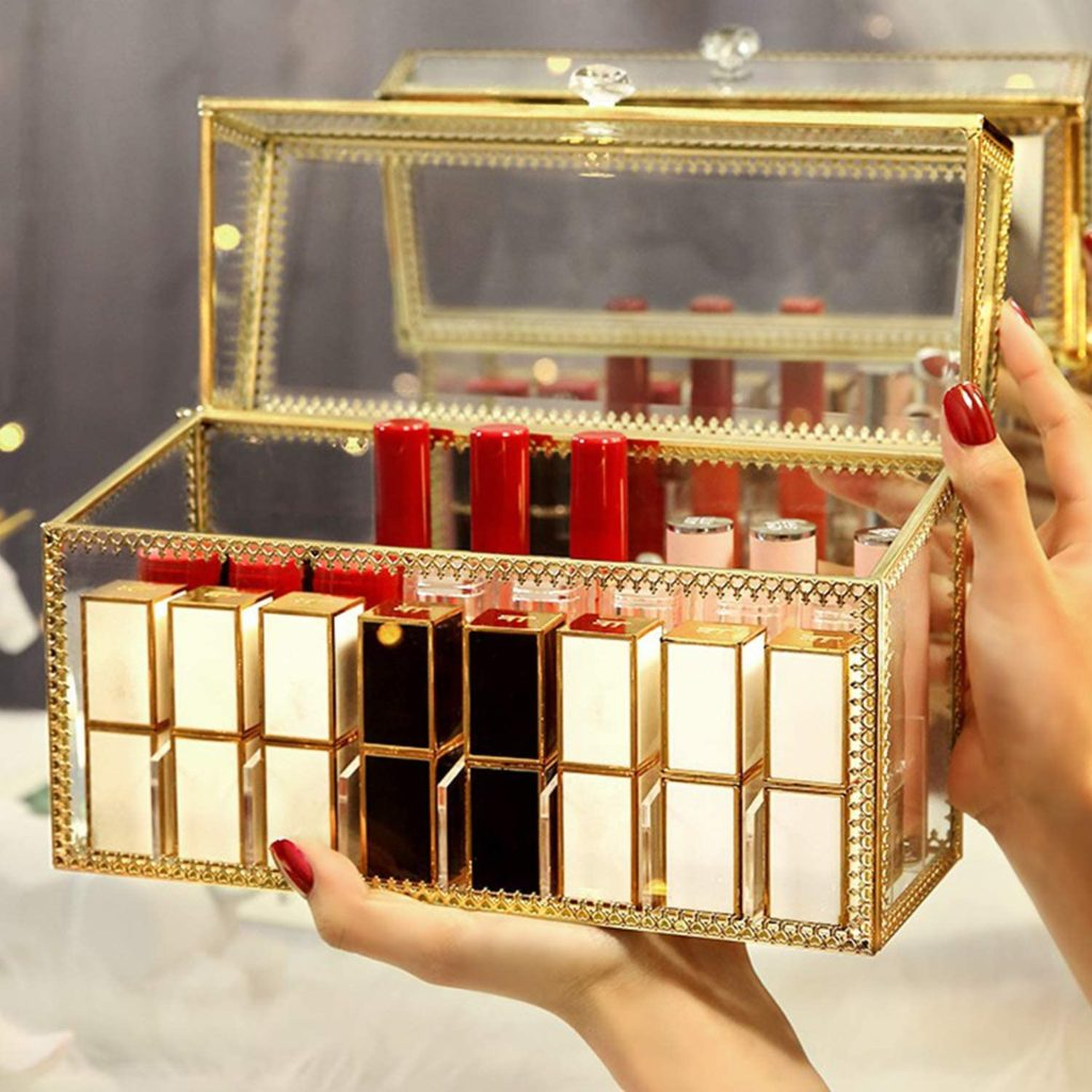 The Best Lipstick Organizer You Can Buy 11