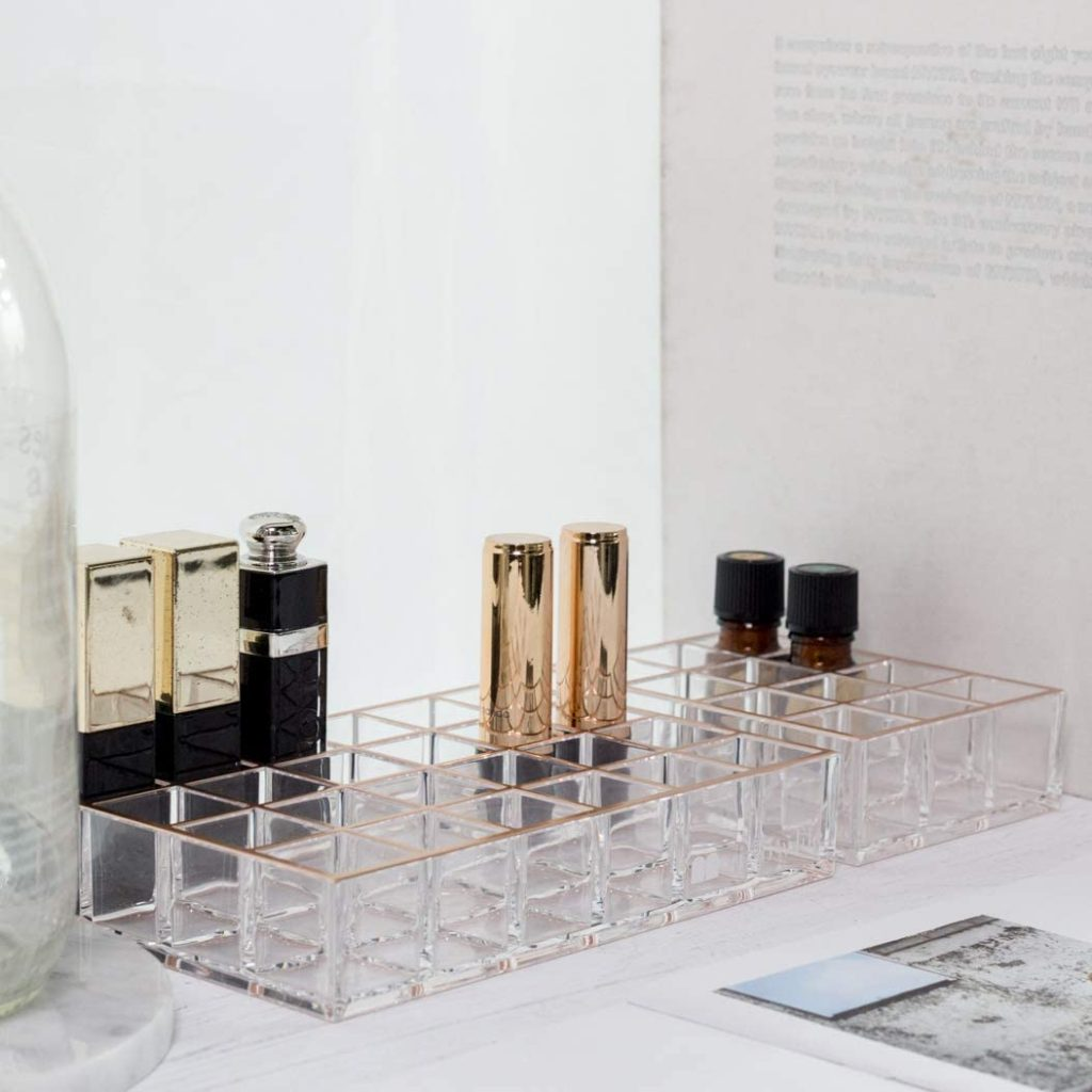 The Best Lipstick Organizer You Can Buy 13