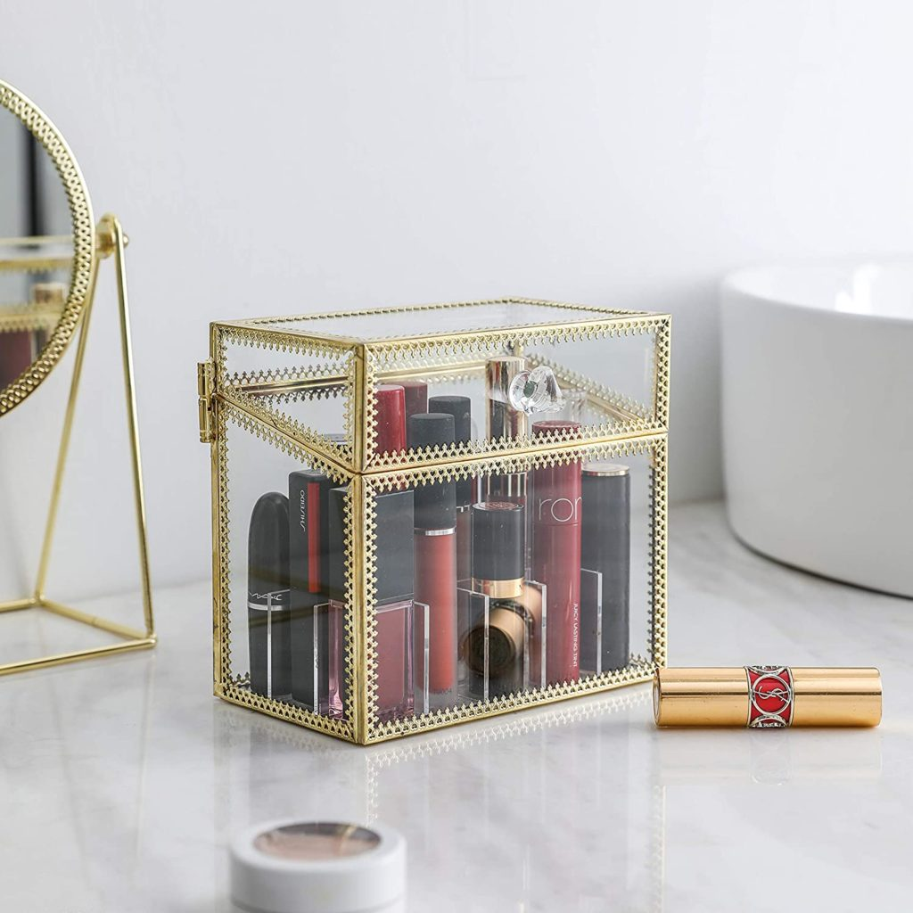 The Best Lipstick Organizer You Can Buy 15