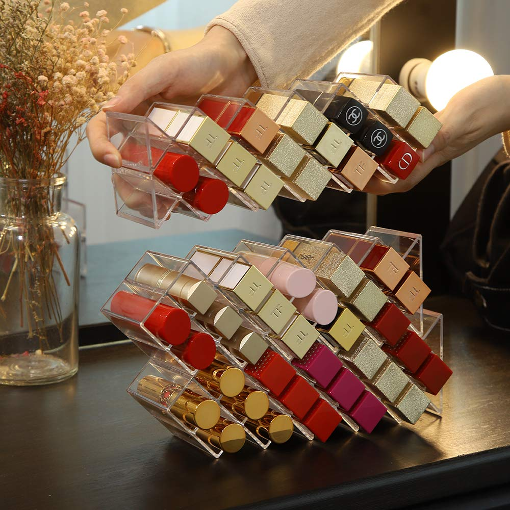 The Best Lipstick Organizer You Can Buy 1
