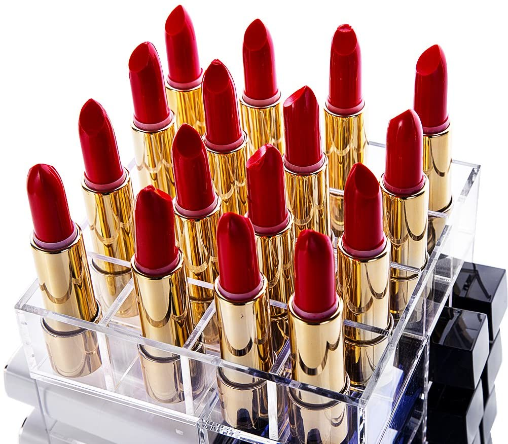 The Best Lipstick Organizer You Can Buy 8