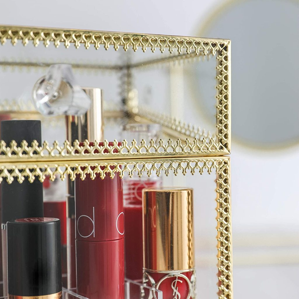 The Best Lipstick Organizer You Can Buy 16